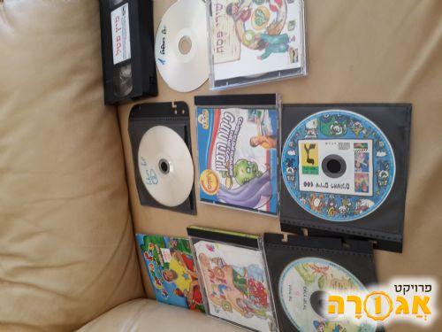 אדיר תמונה של דיסקים לילדים חבילה 2 - מודעה 1342425 TY-51