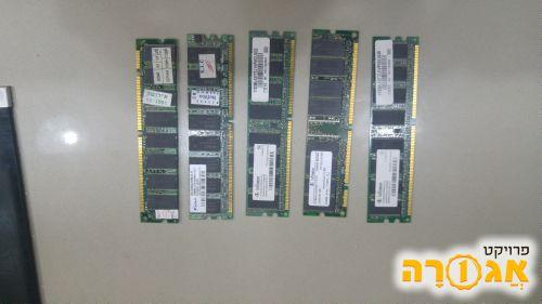 זכרונות RAM