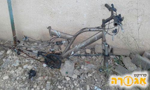 שלד של אופניים