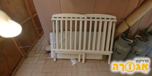 תינוקות.מיטת תינוק