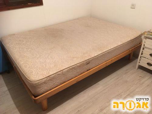 מיטה + מזרון