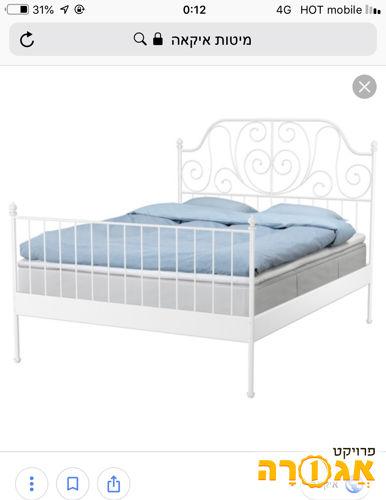 מיטה של איקאה