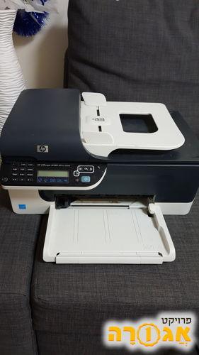 מדפסת משולבת HP