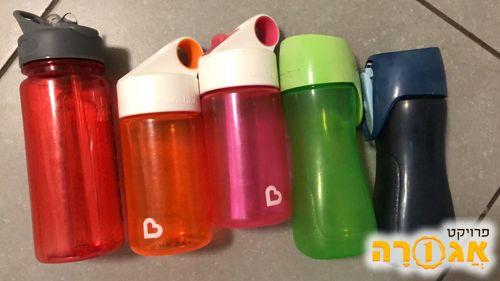 בקבוקי ילדים סמי-פונקציונאליים