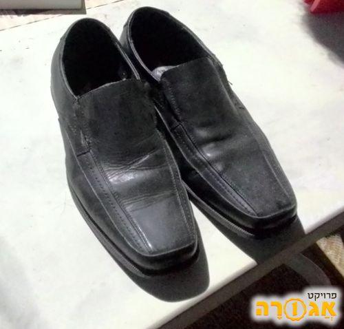 נעלי גבר מידה 41
