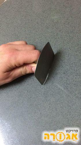 מגן אצבעות נגד פציעה בעת חיתוך ירקות