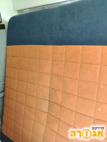 ספה נפתחת למיטה וחצי כולל ארגז מצעים