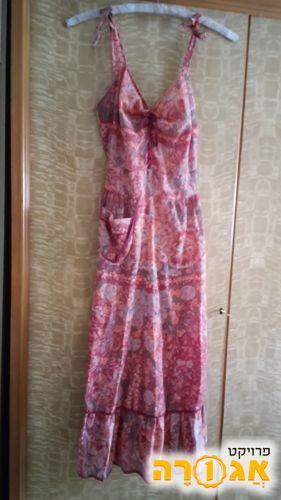 שמלת קיץ (כתפיות)-למסירה