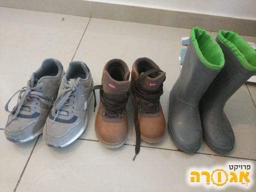נעליים ילדים מצב טוב