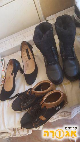 נעליים, סנדליים מידה 38, בנות