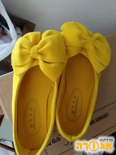 נעלי ילדה מידה 24-25