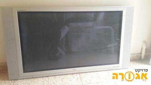 טלוויזיה פלזמה LG 50 יניץ