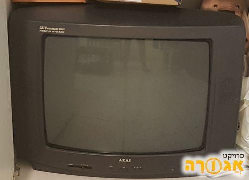 טלויזיה 20 אינץ' (שמנה)