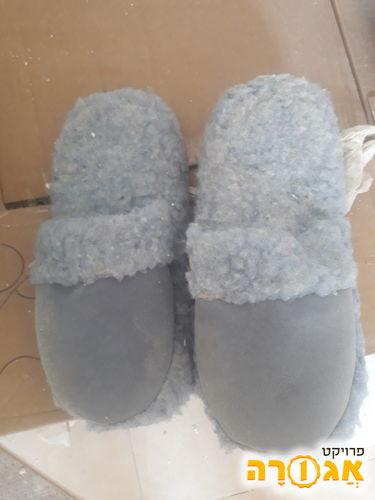 נעלי בית לחורף
