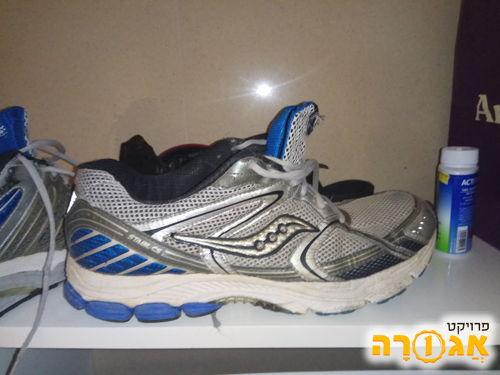 נעלי סאקוני מידה גדולה