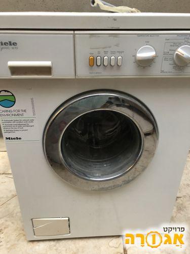 מכונת כביסה לא תקינה