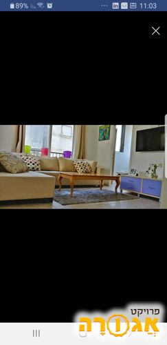 ספה - ספת שלוזנג בצבע בז'