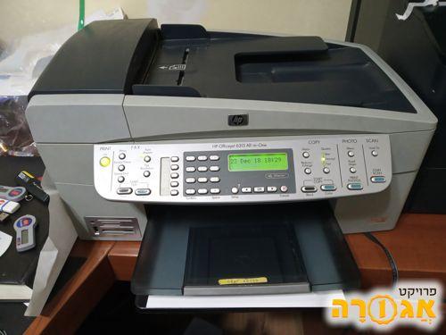 מדפסת דיו HP