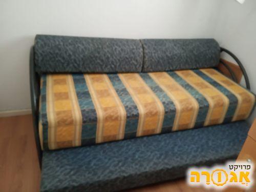 ספה נפתחת למיטה