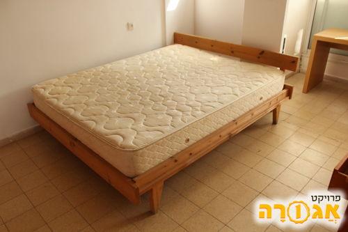 מיטה ומזרן זוגי