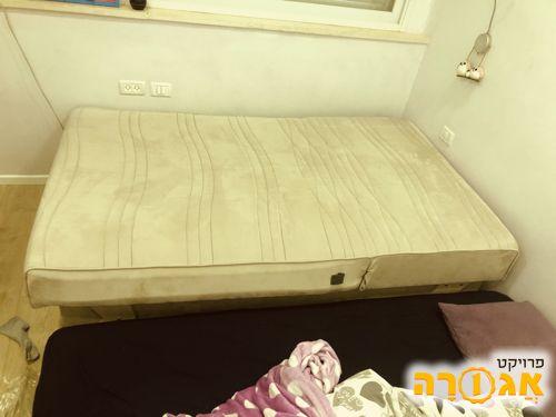 מיטה מתכווננת עמינח 120רוחב: , גובה50: , עומק:190