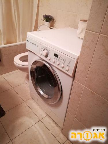 מכונת כביסה תקולה