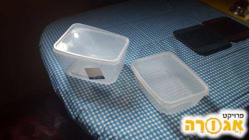 קופסאות פלסטיק אטומות