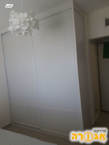 ארון קיר - 2 דלתות