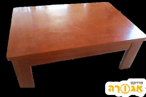 שולחן סלון עץ מלא