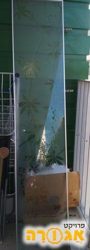 דלתות זכוכית לארון ספרים בילי