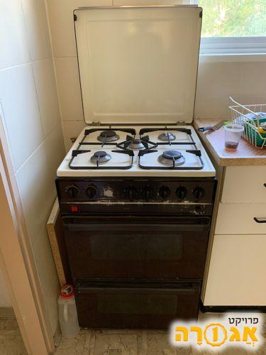כיריים גז עם תנור