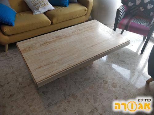 שולחן סלון משיש