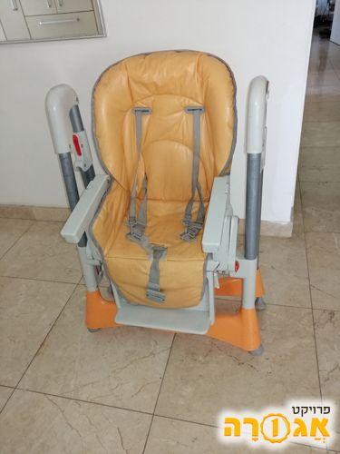 עגלה וכסא