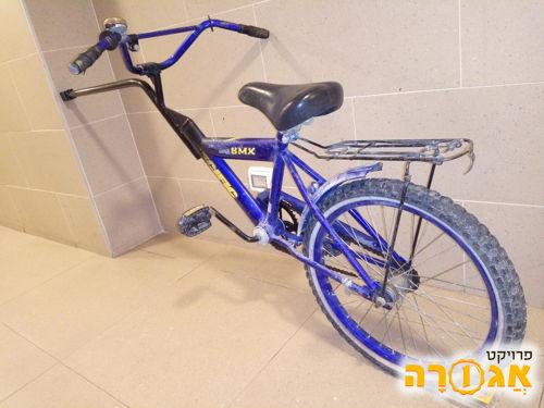 אופניים ניתמכות