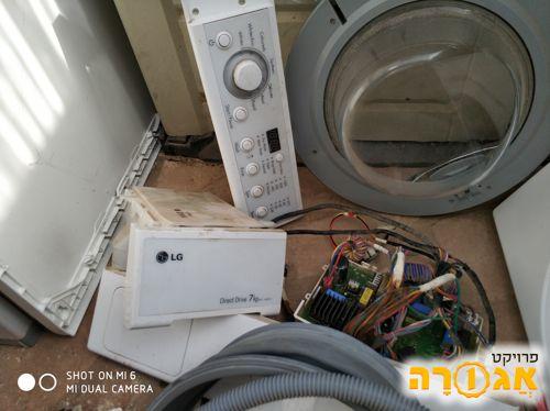 חלקים למכונת כביסה