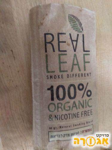 תחליף טבק אורגני