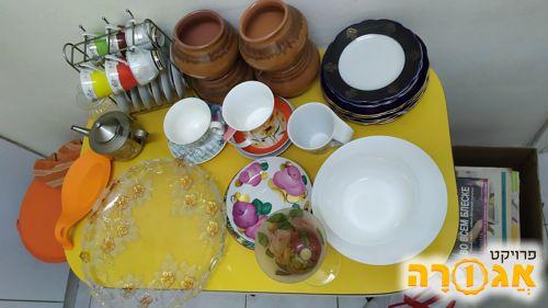 כלי מטבח למסירה עד יום שבת